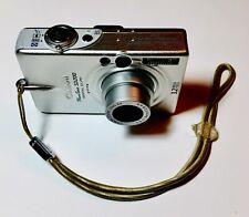 Canon PowerShot Digital ELPH SD200  3.2MP Digital Camera, TESTED OK.