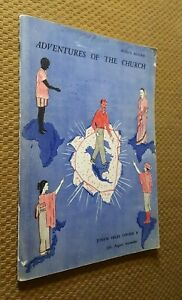 Adventures of the Church (Junior High Pupil's Reader Course B) Paperback – 1960