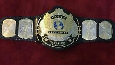 WWF WINGED EAGLE DUAL PLATED ADULT CHAMPIONSHIP BELT REPLICA 2MM METAL