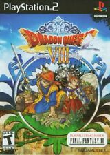 Dragon Quest VIII (2006) Brand New Factory Sealed USA Playstation 2 PS2 Game