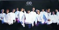 EXO - Overdose  UNFOLDED POSTER  Official With Tube Case  K-POP