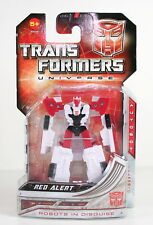 """TRANSFORMERS - RED ALERT - CLASSIC UNIVERSE G1 - 3"""" ACTION FIGURE TOY - NEW!"""