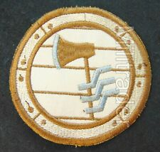 Norway Royal Norwegian Air Force 332nd Squadron Patch (Desert) Sew-on