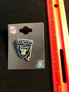 """NEW 2020 First Issue! - Las Vegas Raiders """" Nevada State"""" Lapel Pin NFL Licensed"""