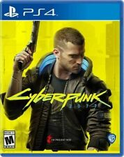 Cyberpunk 2077 Used Sealed (Sony PlayStation 4, 2020) Ps4