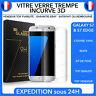 ★ Vitre Film Protection VERRE Trempé Incurvé Écran Samsung Galaxy S7 & S7 EDGE