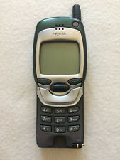 NOKIA 7110  FOR PART...RETRO OLD Dark Green GSM Phone *VINTAGE* *COLLECTIBLE*