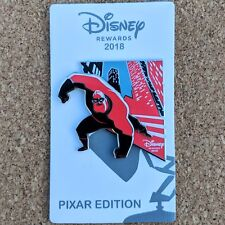 Mr Incredible Pin 2018 Pixar Incredibles Disney Rewards Visa Card Exclusive