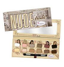 The Balm Nude tude Lidschattenpalette x
