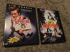 ACE VENTURA PET DETECTIVE & WHEN NATURE CALLS, DVD, 2-DISC SET