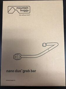 Mountain Buggy Nano Duo Grab Bar Part For Baby Stroller New Zealand Designed New