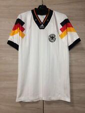 Germany 1992-1994 Home Football Soccer Vintage Adidas Trikot Shirt Jersey sz L