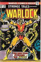 Strange Tales Featuring Warlock #178 VG/FN Marvel Comics February 1975