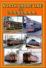 North Shore Line & Chicago South Shore & South Bend RR DVD Electroliner NEW