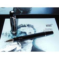 New Montblanc Donation Johann Strauss Rollerball Pen 115056 violin bow music box
