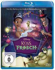 Disney - Küss den Frosch auf Blu Ray NEU+OVP