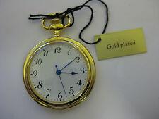 Antiguo Vintage Retro Estilo De Cuarzo Reloj De Bolsillo Para Hombre-Colgante Sin Cadena