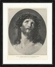 Ecce homo Guido Reni Nationalgalerie London Jesus Dornenkranz  Faksimile_A 0321