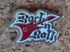 pin's pins Guitare Rock n Roll  musique