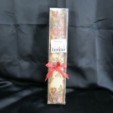 Bonjour Drawer Liners 5 Sheets 16 X 24 Inches Victorian Floral NO Scent