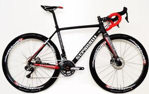 STRADALLI CARBON GRAVEL SHIMANO ULTEGRA 8050 Di2 CYCLOCROSS BICYCLE CX DISC BIKE