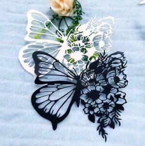 Butterfly Metal Cutting Dies Scrapbooking Album Paper Craft Card Embossing Dies