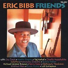 Friends by Eric Bibb (CD, Aug-2004, Telarc Distribution)