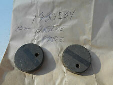SKI DOO BLIZZARD BRAKE PADS POLARIS INDY WT STARFIRE TX TnT Elan Everest RV