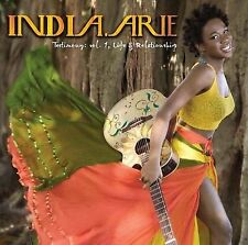 India.Arie : Testimony : Vol 1 , Life and R CD (2006)(NEAR-MINT)    #28