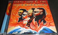 EARTH WIND & FIRE cd ILLUMINATION Will I Am Big Boi Kenny G Saadiq Kelly Rowland