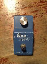 Vintage rare Scrip Logo Ibanez Phase tone pedal