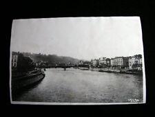 BELGIUM RIVER @ LIEGE PHOTO 1930 #5598