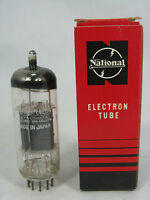 "Neue ""NOS new old stock"" Elektronen Röhre National 10 DX 8  electron tube"