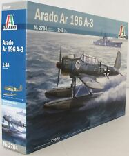 Italeri 1:48 2784 Arado AR 196 A-3 Model Aircraft Kit