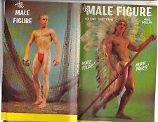 The Male Figure Magazine Ralph Kleiner/John Bennett Vol 35 1966 Gay Interest