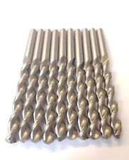 x 10 7.5mm HSS punte trapano elicoidali per metallo acciaio 7.50mm PROFESSIONALE