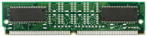 8MB Texas Instruments Edo Memory Kit (2x 4MB) 72-Pin Simm 1Mx32 TMS418169DZ-70