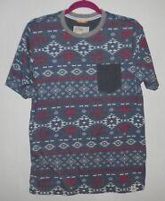 "Unisex t shirt by Free Planet navajo print Urban clothing Size Medium Chest 40"""