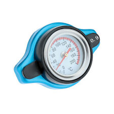 New 0.9 Bar Thermo Thermostatic Radiator Cap Cover Water temperature Gauge amb