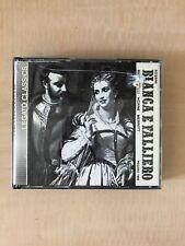 Rossini - Bianca E Falliero (CD, 1986, Pesaro)