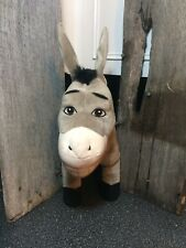 2004 Hasbro Dreamworks Shrek 2 Donkey Jumbo Giant Stuffed Animal Plush 05808
