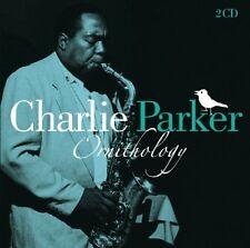 CHARLIE PARKER - ORNITHOLOGY  2 CD NEUF