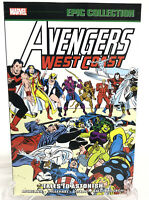 Avengers West Coast Epic Collection V3 Tales to Astonish Marvel Comics TPB NEW