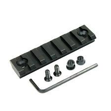 Aluminium 3 Zoll Keymod 7 Slot Picatinny / Weber Schiene für Handguard Section