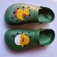 Marco Pony Sandals cute little duck Lightweight, comfortable to wear, breathable