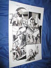 BRAM STOKER'S DRACULA #4 Original Art Page #6 Dick Giordano (Bela Lugosi/Adapt) Comic Art