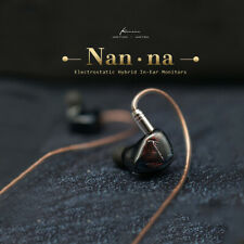 Kinera Nanna TOTL Audiophile Grade Hybrid IEM Electrostatic Sonion BA Dynamic