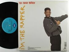 D.J Jazzy Jeff He's The DJ/ The Fresh Prince I'm The Rapper LP Vinyl Record