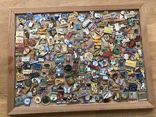 Collection de pins