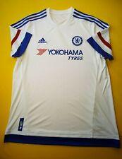 5/5 Chelsea jersey XL 2015 2016 away shirt AH5108 soccer football Adidas ig93